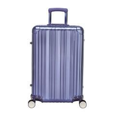 【永久保証】RICARDO スーツケース リカルド キャリーケース Aileron 24-inch Spinner Suitcase エルロン 24インチ スピナー スーツケース 58L フレーム アルミ メンズ レディース 021-24-4VP Blue(400)