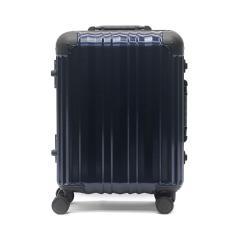 【Begin 雑誌掲載】【永久保証】RICARDO スーツケース リカルドビバリーヒルズ Aileron Vault 19-inch Spinner INTL Carry-On Suitcase エルロン ボールト キャリーケース 機内持ち込み 37L 1泊 2泊 フレーム AIV-19-4WB Navy
