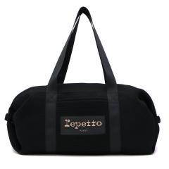 レペット Repetto バッグ ボストンバッグ Big glide Duffle bag 旅行 スポーツ 大きめ レディース Mesh Black BIG GLIDE 51182551233 ブラック(99)