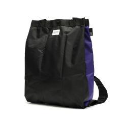 ルートート リュック ROOTOTE セオルーショッパー CEOROO-shopper トートバッグ 2WAY エコバッグ 折りたたみ バッグ A4 パッカブル 旅行 おしゃれ 軽い 買い物バッグ ブランド レディース メンズ RO セオルーショッパー-A BLACK