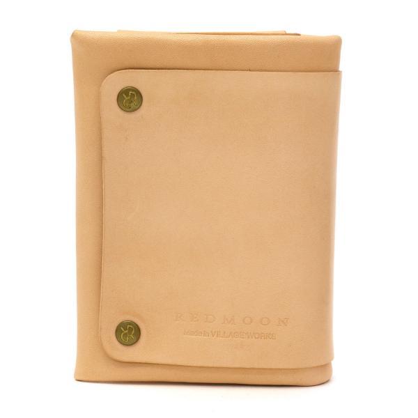 629abde0b4d7 ... レッドムーン 二つ折り財布 REDMOON 財布 SHORT WALLET ウォレット ショートウォレット 小銭入れあり メンズ ...