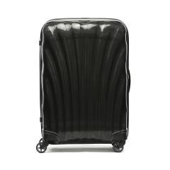 【正規品10年保証】サムソナイト スーツケース Samsonite キャリーケース Cosmolite コスモライト Spinner 75 TSAロック 大容量 94L 10~14泊程度 2週間 長期 旅行 出張 メンズ レディース V22-304 ブラック