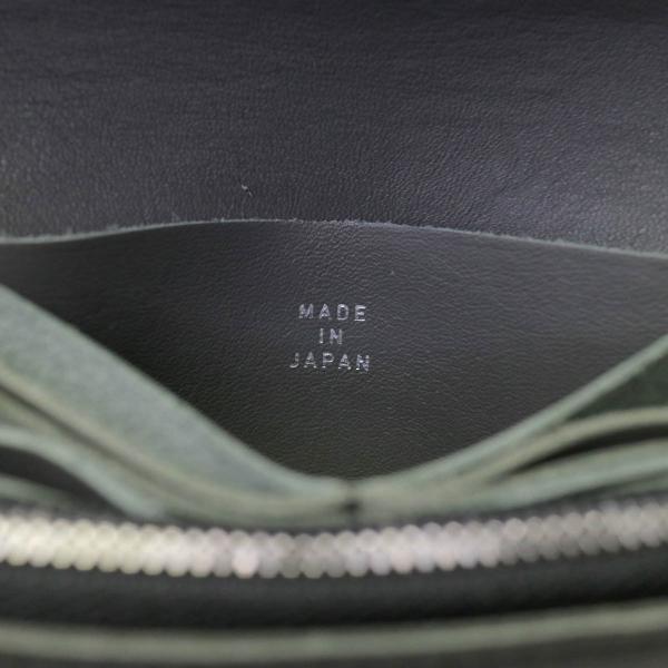 スタンダードサプライ 財布 STANDARD SUPPLY ウォレット メンズ レディース PAL FLAP WALLET 革 レザー ショートウォレット カジュアル BLACK