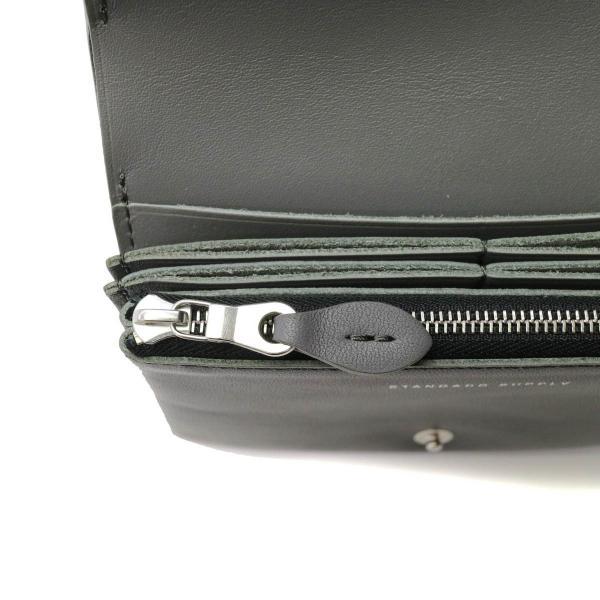スタンダードサプライ 財布 STANDARD SUPPLY 二つ折り財布 メンズ レディース PAL BILLFOLD-FLAP WALLE 革 レザーウォレット カジュアル 父の日 ライトベージュ