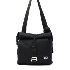 【日本正規品】バッハ ショルダー BACH ショルダーバッグ SLING BAG 12 スリングバッグ A4 タブレット収納 アウトドア メンズ レディース black(128300)