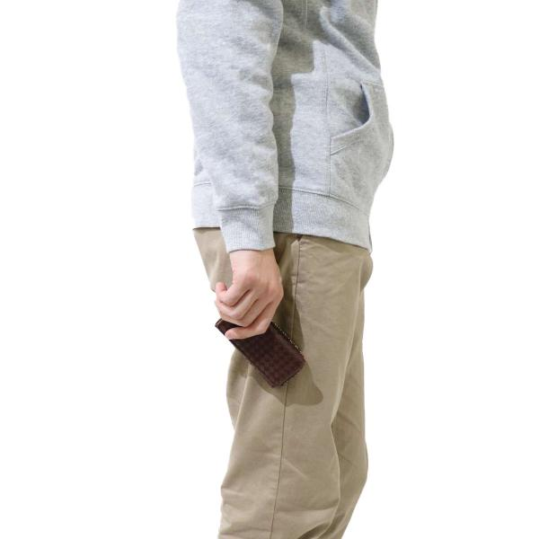 SOLATINA ソラチナ riri社製レインボージッパー キー&コインケース SW-36095【送料無料】 ネイビー