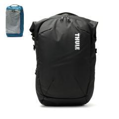 【正規品2年保証】 スーリー リュック THULE バックパック Thule Subterra Travel Backpack 34L リュックサック 大容量 メンズ レディース B4 A4 PC収納 出張 トラベル アウトドア TSTB-334 Black