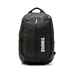 【正規品2年保証】 スーリー リュック THULE バックパック Thule Crossover Backpack 25L リュックサック デイパック 大容量 B4 A4 PC収納 撥水 通勤 旅行 メンズ レディース TCBP-317 Black