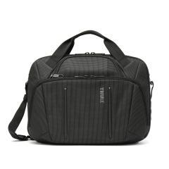 【正規品2年保証】 スーリー バッグ ビジネスバッグ THULE 2WAY ショルダー Thule Crossover 2 Laptop Bag 15.6 A4 B4 2層 大きめ ノートPC マチ拡張 ビジネス 通勤 出張 メンズ レディース C2LB-116 Black
