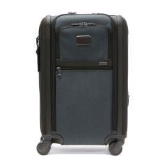 【日本正規品】トゥミ スーツケース TUMI Alpha3 アルファ3 インターナショナル・デュアル・アクセス・4ウィール・キャリーオン 機内持ち込み ソフト 拡張 フロントオープン Sサイズ 35L メンズ ビジネス トゥミジャパン 2203560 Anthracite