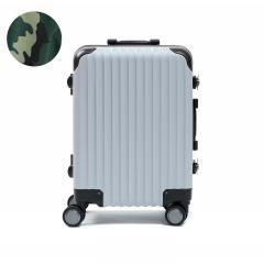 【正規品2年保証】カーゴ スーツケース CARGO キャリーケース トリオ TRIO 機内持ち込み フレーム 旅行 出張 Sサイズ 小型 TSAロック 34L 1~2泊程度 ハードケース TW-51LG グレージュ