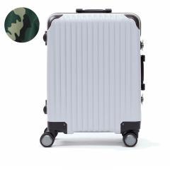 【正規品2年保証】カーゴ スーツケース CARGO キャリーケース トリオ TRIO フレーム 旅行 出張 TSAロック 52L 3~4泊程度 ハードケース TW-64LG グレージュ