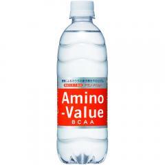 アミノバリュー(AminoValue) スポーツドリンク アミノバリュー 4000 ペットボトル 500mL×24本 1703