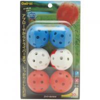 ライト Liteピーボール6個入り アソ-ト