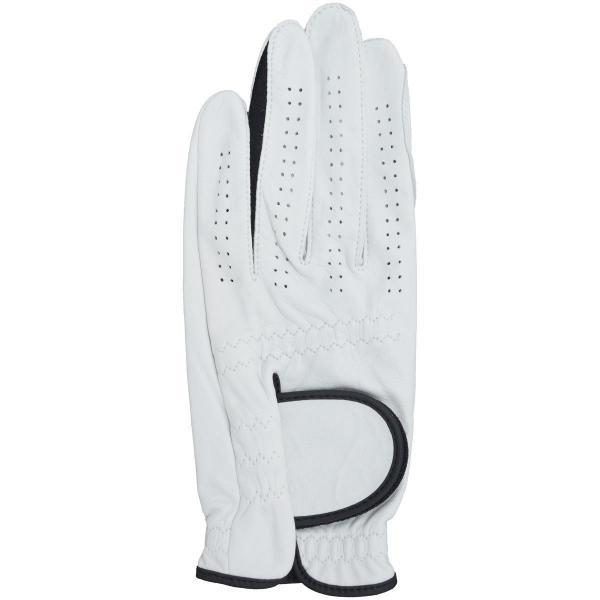 エチオピアシープグローブ 23cm 左手着用(右利き用) ホワイト/ブラック