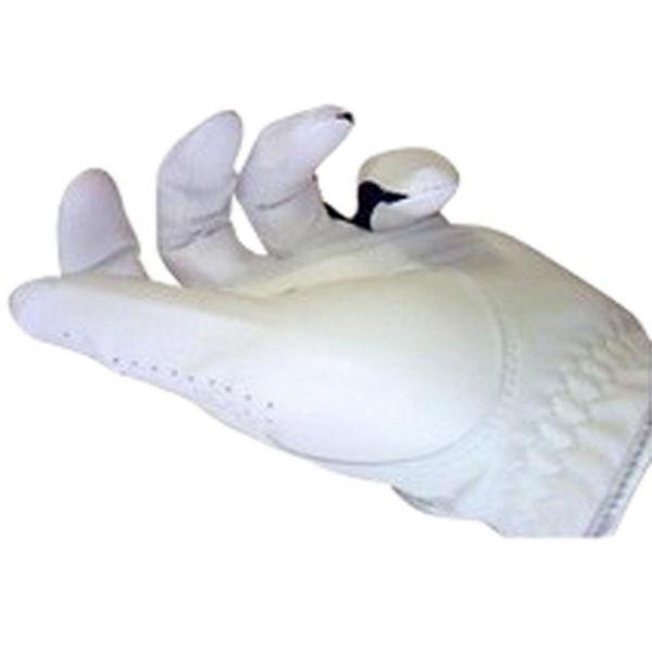 エチオピアシープグローブ 21cm 左手着用(右利き用) ホワイト/ブラック