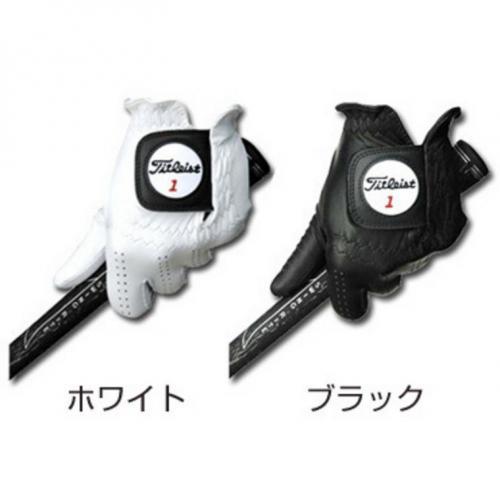 タイトリスト TITLEIST プロフェッショナル 10枚セット 25cm 左手着用(右利き用) ブラック