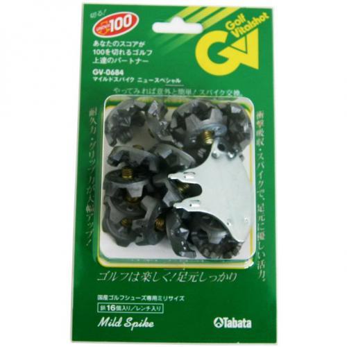 タバタ Tabataマイルドスパイクニュースペシャル GV0684 【ミリ】 (16個入り)