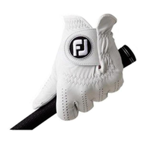 フットジョイ Foot Joyピュアタッチ グローブ FGPUWT 23cm 左手着用(右利き用) ホワイト