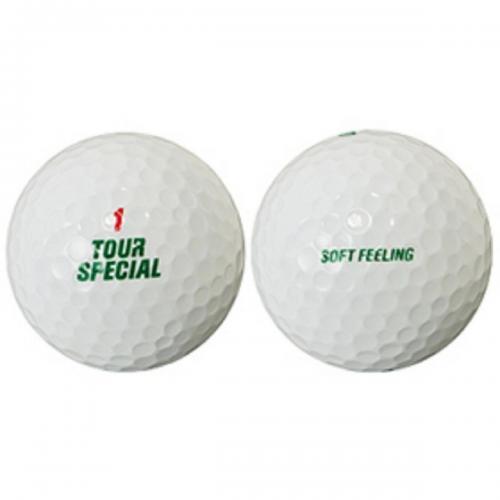 ダンロップ DDHDDH ツアースペシャル SF ボリュームパック ボール 15個入りパック ホワイト