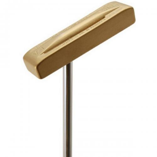 ピン 1-A ブロンズ 1-A パター シャフト:オリジナル スチール