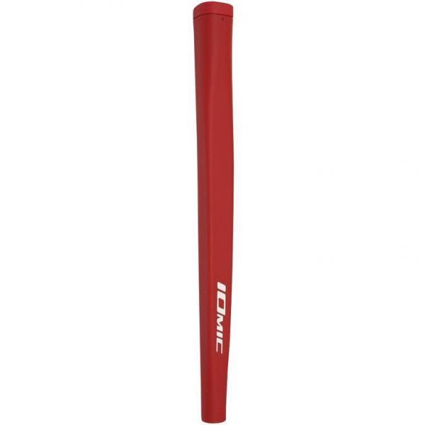 イオミック IOMIC Putter Grip【パター用:レギュラー/ミッドサイズ】 レギュラーサイズ レッド