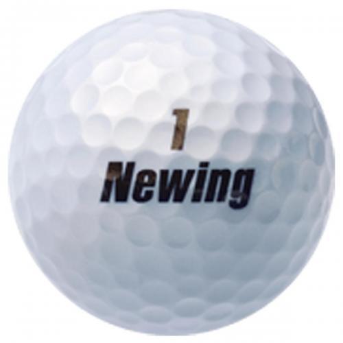 ブリヂストン NEWING ニューイング SUPER SOFT FEEL ボール 1ダース(12個入り) パールホワイト
