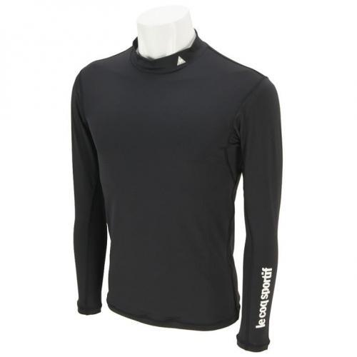 ルコックゴルフ Le coq sportif GOLF スマートフィット長袖ハイネックシャツ QG1352
