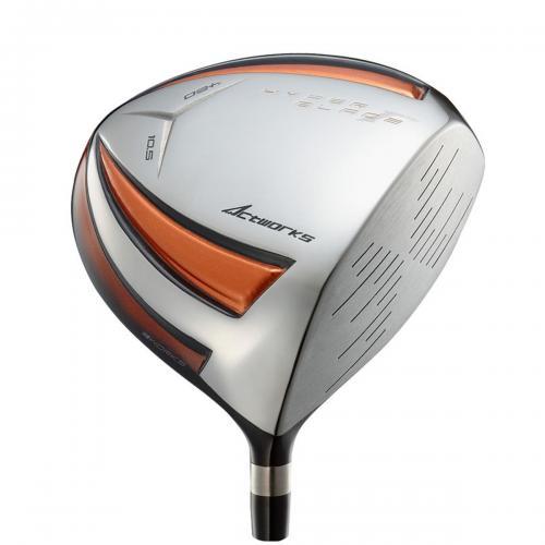 15%OFFクーポン対象商品 ワークス ゴルフ HYPERBLADE ハイパーブレードガンマ ワークテックV-SPECαII シャフト:ワークテックV-SPECαIIカーボン S 46 9.5 59 クーポンコード:CKJNNWW