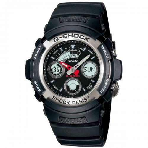 カシオ CASIO G-SHOCK AW-590-1AJF 腕時計