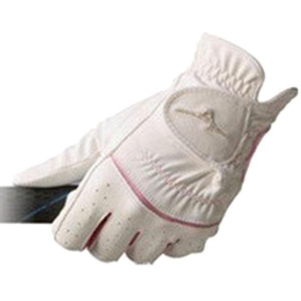 ミズノ MIZUNOefil グローブ 45GH93110 10枚セット 18cm 左手着用(右利き用) ブラック/ピンク レディス