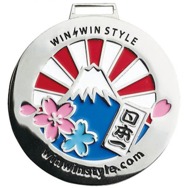 WINWIN STYLE ウィンウィンスタイル ネームタグ 002 富士山/日本一