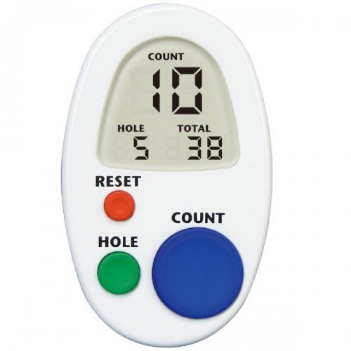 ダイヤゴルフ DAIYA GOLF デジタルスコアカウンター AS-475 90 ブラック