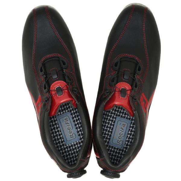 フットジョイ Foot Joy13 WOリールフィットシューズ 23cm 93833 ホワイト/メタリックピンク レディス