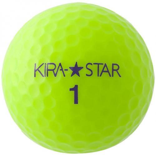 キャスコ KIRAKIRA☆STAR2 ボール 1ダース(12個入り) ライム