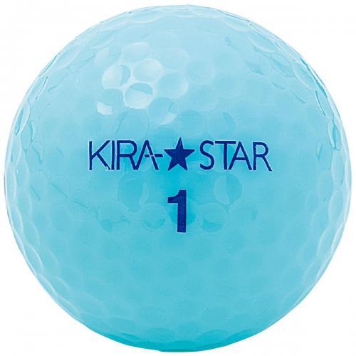 キャスコ KIRAKIRA☆STAR2 ボール 1ダース(12個入り) アクア