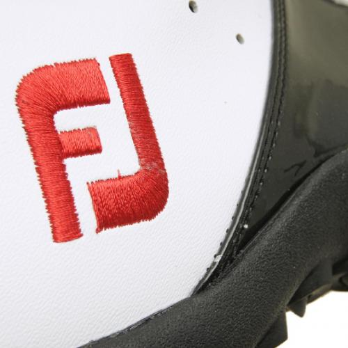 フットジョイ Foot Joy 14 EXL SLBoaシューズ 24.5cm ホワイト/シルバー/ゴールド