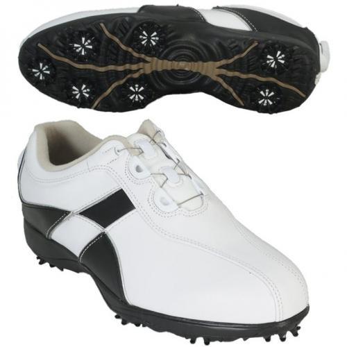 フットジョイ Foot Joy 14 EコンフォートBoaシューズ 23cm ホワイト×ブラック