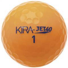 キャスコ KIRAKIRA JET 40 ボール 1ダース(12個入り) オレンジ