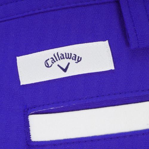 キャロウェイゴルフ Callaway Golf ドビーストライプクロップドパンツ 241-121937 レディス