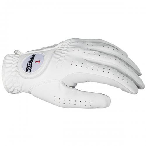 タイトリスト TITLEIST14 パーマテックグローブ TG68 5枚セット 26cm 左手着用(右利き用) ホワイト