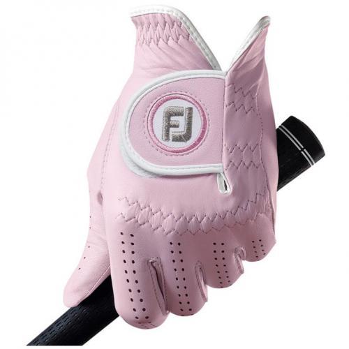フットジョイ Foot Joy 14 ナノロックテックグローブ FGWNL14 10枚セット 20cm 左手着用(右利き用) ピンク レディス