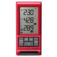 プロギア PRGR RED EYES POCKET HS-110 ヘッド・ボールスピード・距離測定器 レッド