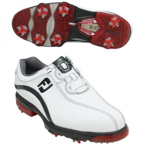 フットジョイ Foot JoyGF:III Boaシューズ ウィズ:M 26cm 59907 ホワイト/ブラック