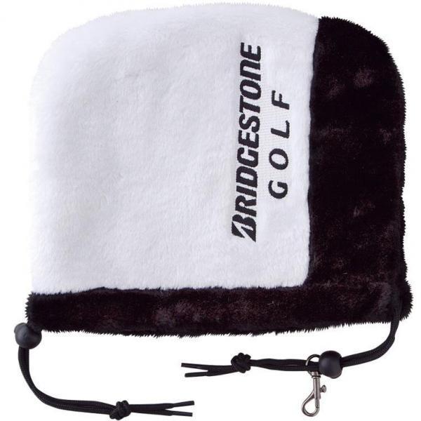 ブリヂストン BRIDGESTONE GOLF アイアンカバー ICG520 ホワイト/ブラック