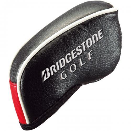 ブリヂストン BRIDGESTONE GOLF アイアンカバー 8個セット ICG521 ブラック