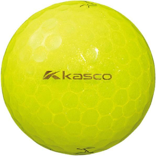キャスコ KIRAKIRA クレノ ボール 1ダース(12個入り) ルビー