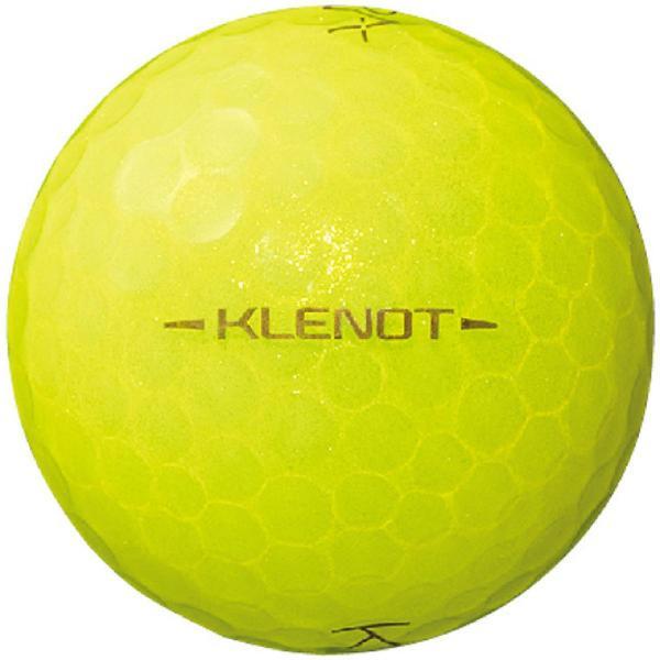 キャスコ KIRAKIRA クレノ ボール 3ダースセット 3ダース(36個入り) イエローダイヤモンド