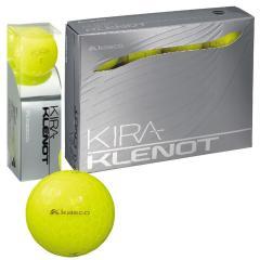 キャスコ KIRA KIRA クレノ ボール 5ダースセット 5ダース(60個入り) イエローダイヤモンド
