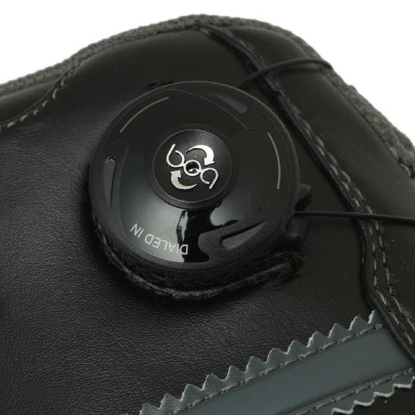 ミズノ MIZUNO ワイドスタイル 001 Boa シューズ 51GQ1430 25.5cm ブラック